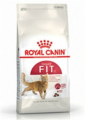 Royal Canin Fit 10kg Dry Cat Food