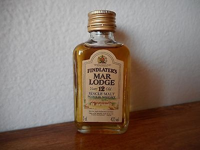 MIGNON scotch wh. - FINDLATER'S Mar Lodge 12 years - 43% - 5 cl. - ORIGINAL