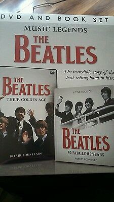 The beatles dvd and book set