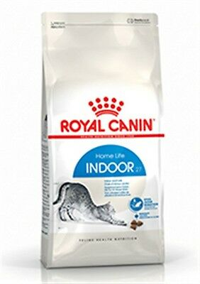 Royal Canin Indoor 4kg Dry Cat Food