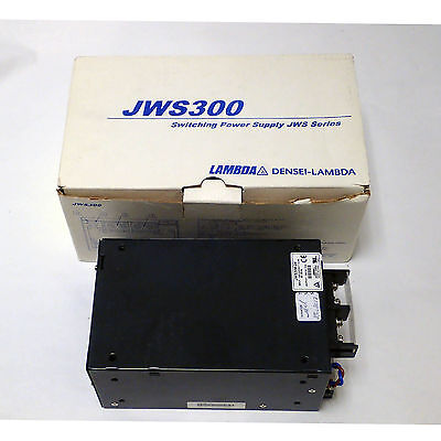 Densei-Lambda Jws 300-24 Switching Power Supply 24V, 14A, Brand New In Box!!