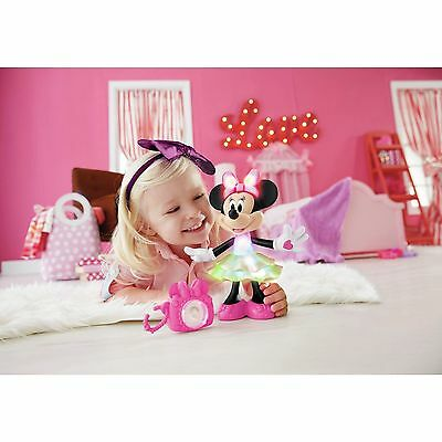 Minnie Mouse Disney Toy Doll Light Up Toy Mickey Mouse Clubhouse