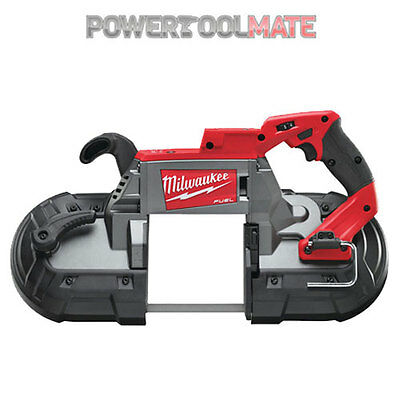 Milwaukee M18CBS125-0 18V Fuel Deep Cut Band Saw (Body Only)