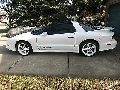 1994 Pontiac Trans Am GT 1994 Pontiac Firebird Trans Am GT 25th Anniversary