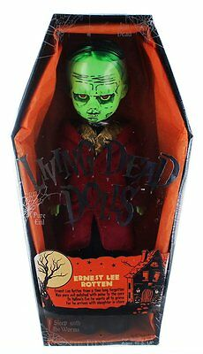 LIVING DEAD DOLLS SERIES 32 PRESENTS ERNEST LEE  (Living Dead Dolls) Mezco Doll