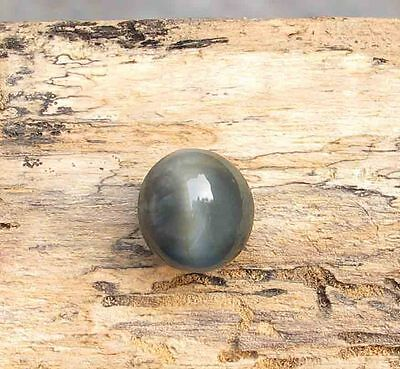 12.80 Ct Natural Cats Eye Cabochon Loose Gemstone Stone