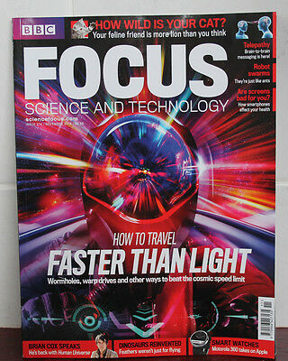 FOCUS  BBC Magazine Science and Technology Issue 274 November 2014