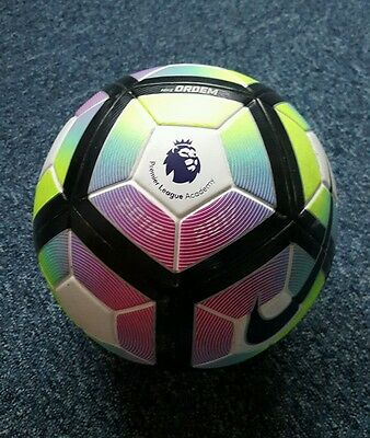 Nike Ordem 4 Premier League Academy - Official match ball 2016/17. Size 5