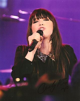 Carly Rae Jepsen Signed 8X10 Photo Proof Coa Autographed Call Me Maybe 3