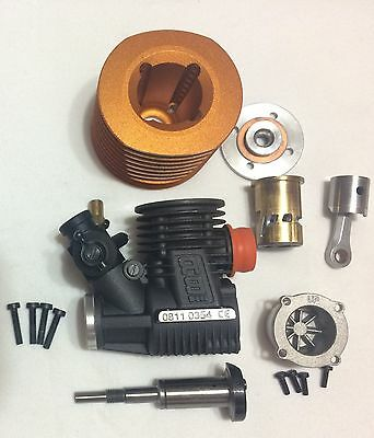 NEW RB OFFROAD.21 ENGINE Disassembled