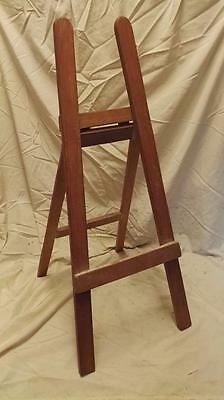 Charming Mid Century School Easel, Sound Vintage  Used Condition