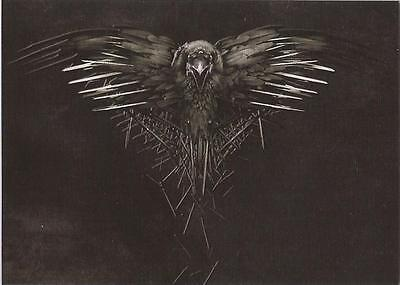 Game of Thrones Season 4 - CT1 Embossed Raven Poster Case Card