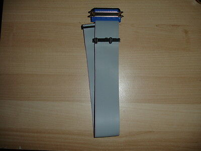 """Amstrad CPC+ 6128 ribbon cable 3.5"""" floppy drive w/ HEAD SELECT & PRIMARY SWITCH"""