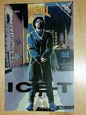 ICE-T 1991 ROCK N ROLL Comics #37~NM Condition! 1st Printing