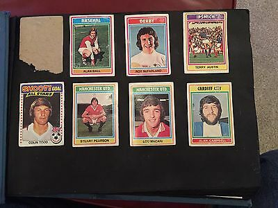 topps football cards 1977