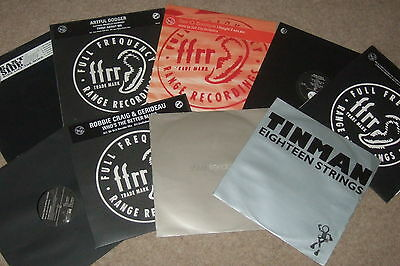 """9 x 12""""   FFRR Records Collection          HOUSE / OLD SKOOL!!"""