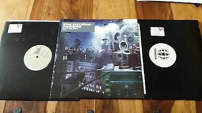 "THE CRYSTAL METHOD - BORN TOO SLOW 3 x 12"" PROMO COLLECTION ERICK MORILLO"