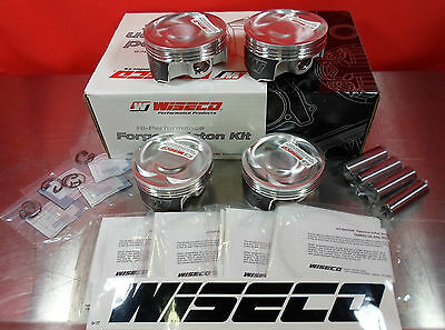 Wiseco Pistons for Volkswagen Audi 1.8t 20V A3 A4 Golf 81.5mm Bore K563M815AP