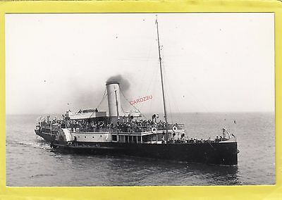 YARMOUTH BELLE 1898 Belle Steamers paddle steamer  -    Photograph