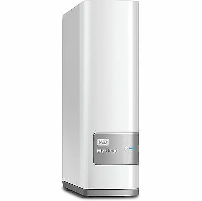WD 3TB My Cloud Personal Network Attached Storage - NAS - WDBCTL0030HWT-EESN