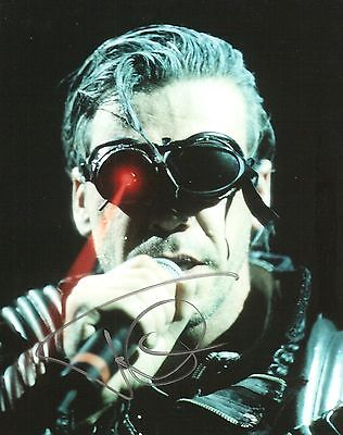 TILL LINDEMANN SIGNED 8x10 PHOTO PROOF AUTOGRAPHED RAMMSTEIN 2