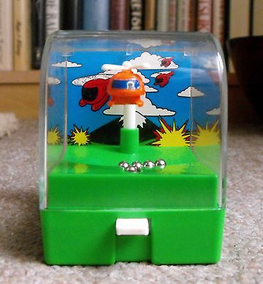 Tomy Rescue Copter- Wind Up Vintage Toy 3Inchs High