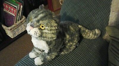 Mog the cat soft toy