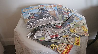 12 Vintage 2004 Editions of Classic Bike Magazine