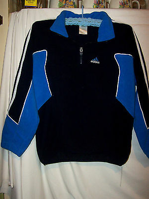 BOYS ADIDAS  JUMPER SIZE 12 GREAT COLOUR last time listed