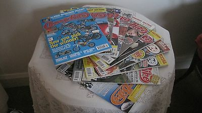 11 Vintage 2006 Editions of Classic Bike Magazine