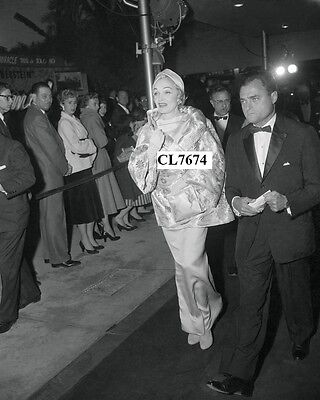 Marlene Dietrich and Mike Todd at the Movie Premiere of 'Oklahoma' Photo