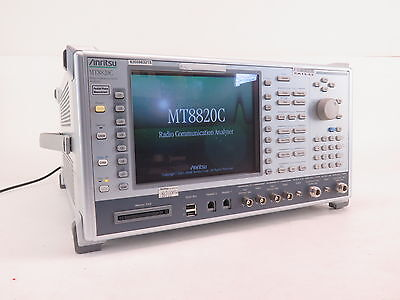 Anritsu MT8820C Radio Communications Analyzer
