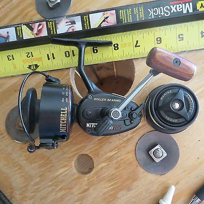 Vintage Mitchell 300 pro fishing reel (lot#9985)