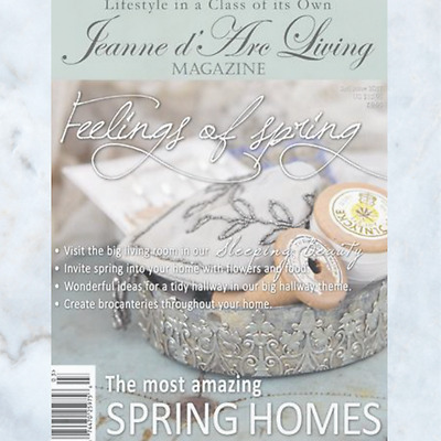 Jeanne d'Arc Living Magazine English Edition  Issue 3 March 2017