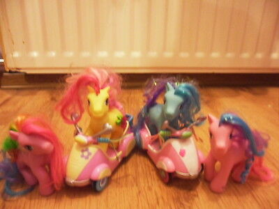 My Little Pony Oryginal Limited Edition & Scooter