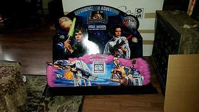 Vintage Frito Lay Star Wars 3D Store Display Standee Stand up 1996 1997 RARE