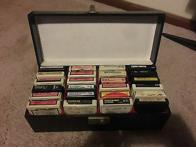 8track ! RARE COLLECTION ! 24x Best 1969 1973 USA GREAT BRITAIN