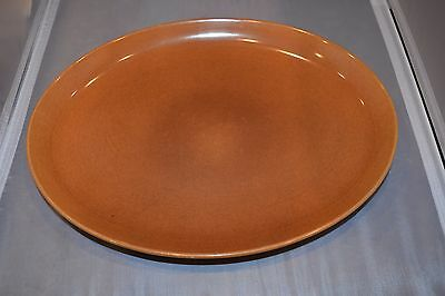 """Russel Wright Iroquois Casual China Ripe Apricot Oval Platter  13"""""""