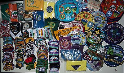 Boy Scout Canada Badge Blowout - Liquidation Of Jamboree Swapping Material