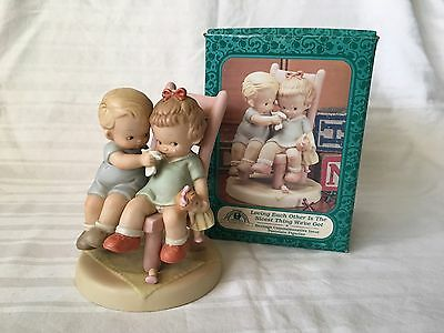 """Memories of Yesterday """"Loving Each Other Is The Nicest Thing We've Got"""" Enesco"""