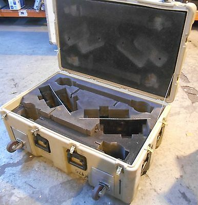 "Heavy duty case with 4 Measures (H,L,W) 31"" x 42"" x 19"""