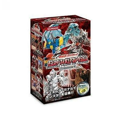 Yu-Gi-Oh! 5D's Monster Figure Collection Volume3 [1BOX = 10 pieces] Japan Import