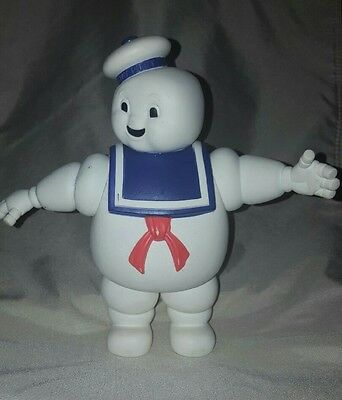 1984 Kenner The Real Ghostbusters Stay Puff Marshmallow Man Figure Toy Columbia