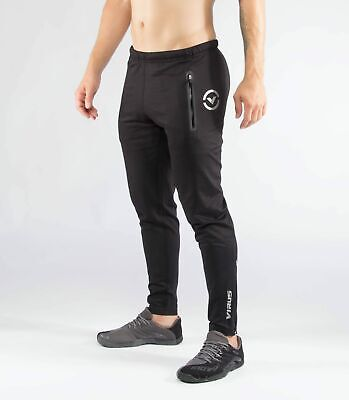 Male & Female BioCeramic KL1 Active Recovery Pant (Au15) Black in Black