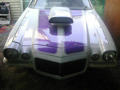 Chevrolet: Camaro RS 1970 RS Camaro Drag Car