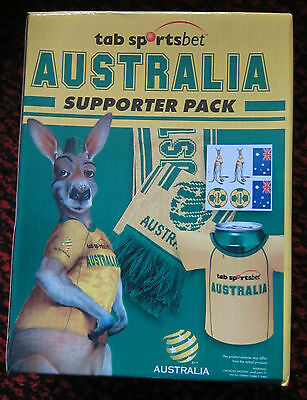 Socceroos Australia Support Pack - Mint Condition