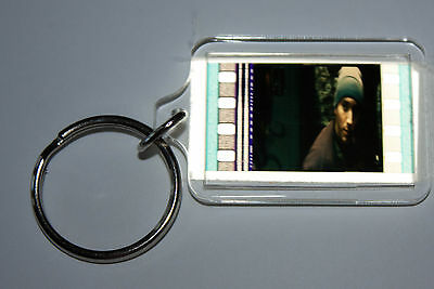 8 Mile - Eminem - 35mm Film Cell Key Ring, Keyfob Gift for the Movie Buff