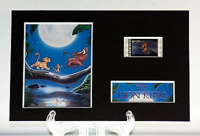 Lion King - 6 x 4 Unframed movie film cell display great gift