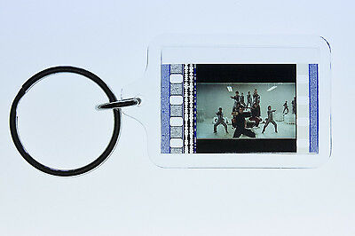 Grease - 35mm Film Cell Key Ring, Keyfob Gift for the Movie Buff