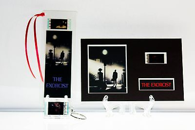 The Exorcist - 3 Piece Movie Film Cell Collection Gift Set Key Ring